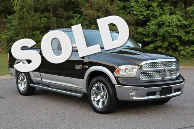2013 Ram 1500 Laramie Mooresville, North Carolina 0