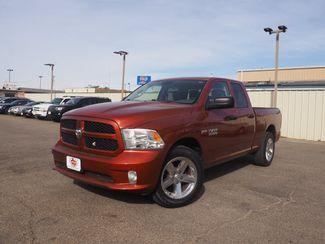 2013 Ram 1500 Express Pampa, Texas