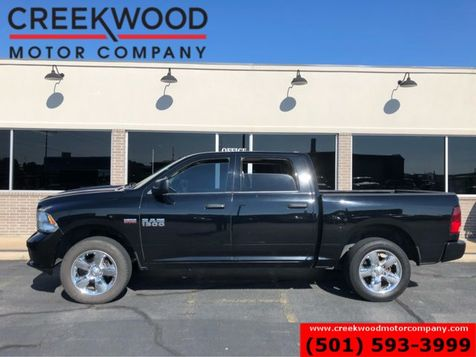 2013 Dodge Ram 1500 ST SLT Sport 4x4 Black Chrome 20s Hemi 1 Owner in Searcy, AR