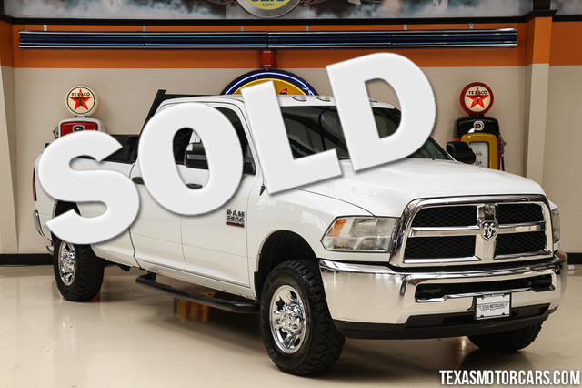 2013 Ram 2500 4x4 This Carfax 1-Owner 2013 Ram 2500 4x4 is in great shape with only 112 889 miles