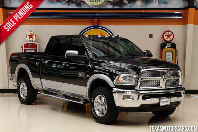 2013 Ram 2500 Laramie This Carfax 1-Owner 2013 Ram 2500 Laramie is in great shape with only 113 6