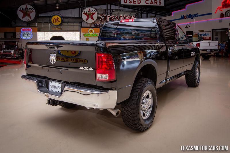 2013 Ram 2500 Tradesman 4X4  in Addison, Texas