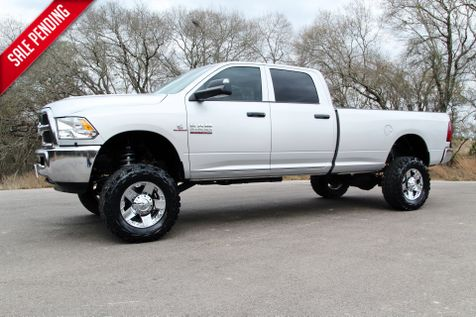 2013 Ram 2500 Tradesman - 4X4 - LIFTED in Liberty Hill , TX