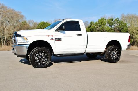2013 Ram 2500 4x4 - SINGLE CAB - LOW MILES in Liberty Hill , TX
