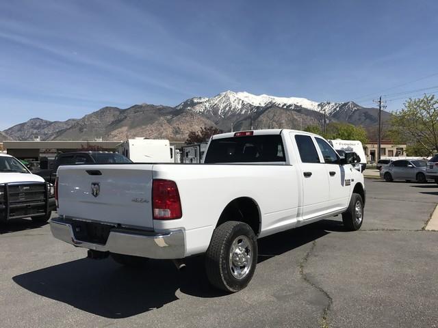 2013 Ram 2500 Tradesman Ogden, Utah 4