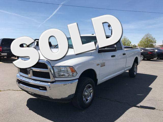 2013 Ram 2500 Tradesman Ogden, Utah 0