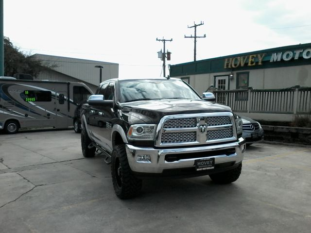 2013 Ram 2500 4X4 Laramie 6.7 DIESEL San Antonio, Texas 2