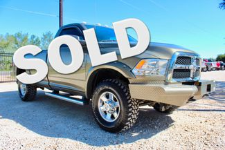 2013 Ram 2500 SLT Lone Star Regular Cab 4X4 6.7L Cummins Diesel 6 Speed Manual Sealy, Texas