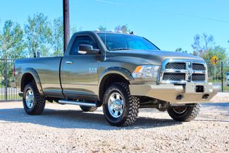 2013 Ram 2500 SLT Lone Star Regular Cab 4X4 6.7L Cummins Diesel 6 Speed Manual Sealy, Texas 1