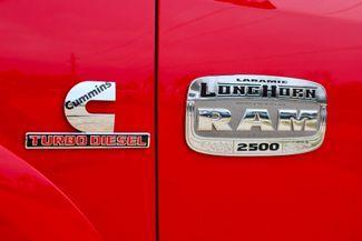 2013 Ram 2500 Longhorn Laramie Crew Cab 4X4 6.7L Cummins Diesel Auto LIFTED LOADED Sealy, Texas 19