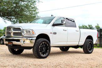 2013 Ram 2500 Longhorn Laramie Crew Cab 6.7L Cummins Diesel Auto Sealy, Texas 5