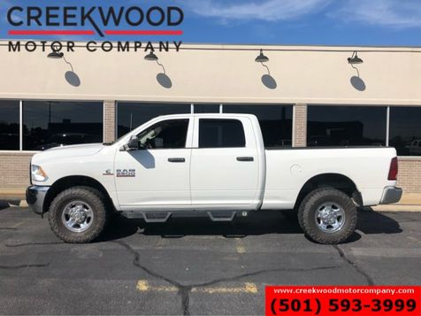 2013 Dodge Ram 2500 ST 4x4 Diesel White Low Miles 20s New Tires Lifted in Searcy, AR