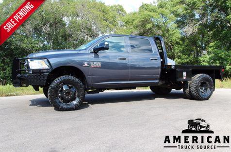 2013 Ram 3500 Tradesman - 4x4 - Flatbed in Liberty Hill , TX