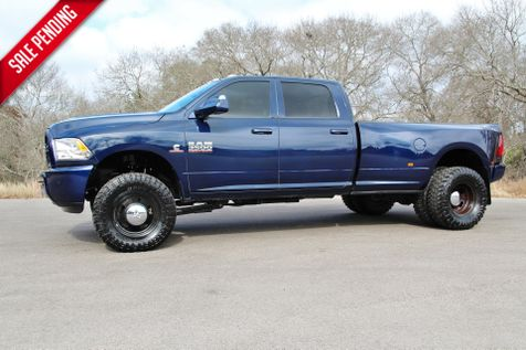 2013 Ram 3500 4X4 - 6 SPEED - LOW MILES in Liberty Hill , TX