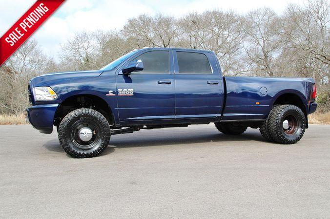 2013 Ram 3500 in Liberty Hill , TX