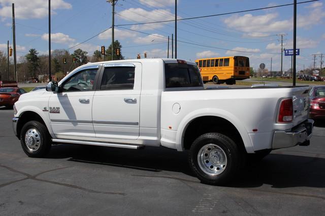 2013 Ram 3500 Laramie-4X4-DIESEL-MEGA CAB Mooresville , NC 2