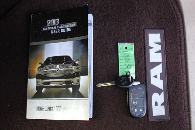 2013 Ram 3500 Laramie-4X4-DIESEL-MEGA CAB Mooresville , NC 41