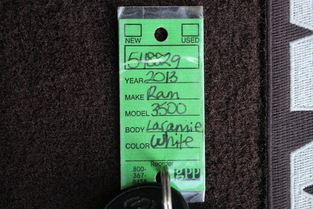 2013 Ram 3500 Laramie-4X4-DIESEL-MEGA CAB Mooresville , NC 42
