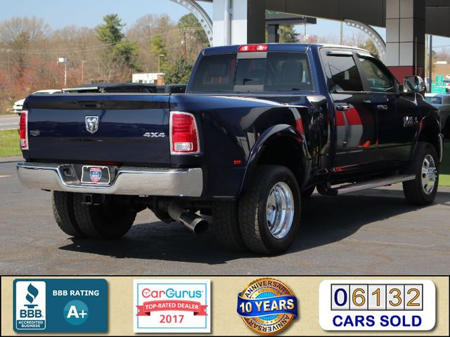 2013 Ram 3500 Laramie Crew Cab 4x4 - LIFTED - LOT$ OF EXTRA$! Mooresville , NC 2