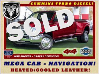 2013 Ram 3500 Laramie MEGA Cab 4x4 - NAVIGATION! Mooresville , NC