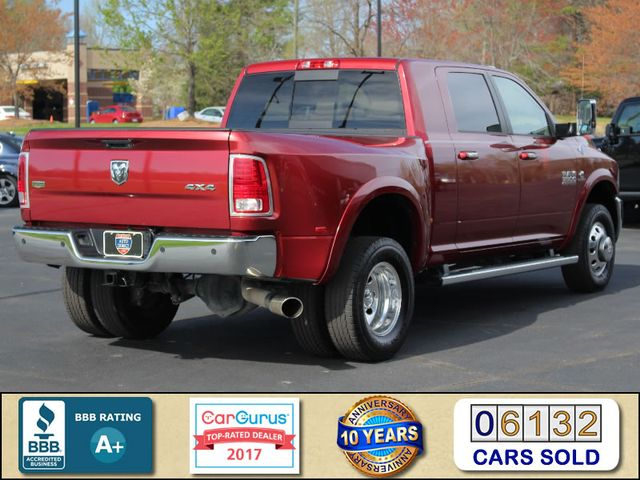2013 Ram 3500 Laramie MEGA Cab 4x4 - NAVIGATION! Mooresville , NC 2