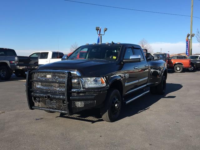2013 Ram 3500 Laramie Longhorn Ogden, Utah 1