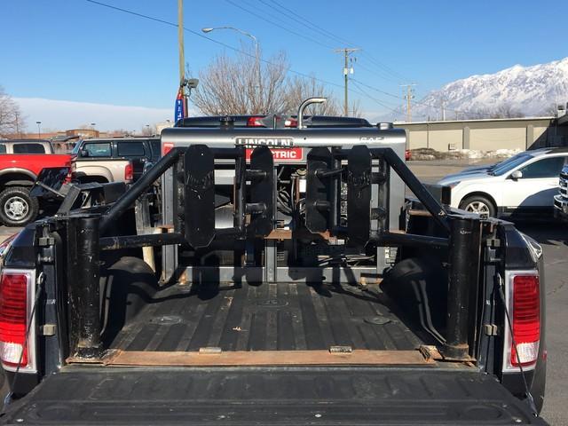 2013 Ram 3500 Laramie Longhorn Ogden, Utah 10