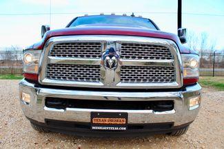 2013 Ram 3500 DRW Laramie Mega Cab 6.7L Cummins Diesel AISIN Auto Loaded Sealy, Texas 13