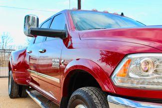 2013 Ram 3500 DRW Laramie Mega Cab 6.7L Cummins Diesel AISIN Auto Loaded Sealy, Texas 2