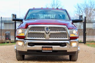 2013 Ram 3500 DRW Laramie Mega Cab 6.7L Cummins Diesel AISIN Auto Loaded Sealy, Texas 3
