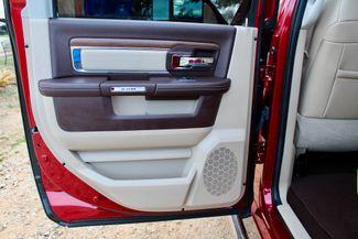 2013 Ram 3500 DRW Laramie Mega Cab 6.7L Cummins Diesel AISIN Auto Loaded Sealy, Texas 37