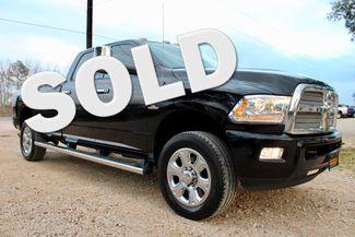 2013 Ram 3500 SRW Laramie Limited Crew Cab 4X4 6.7L Cummins Diesel Auto Loaded Sealy, Texas