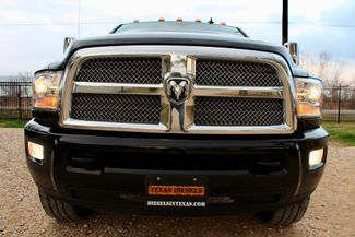 2013 Ram 3500 SRW Laramie Limited Crew Cab 4X4 6.7L Cummins Diesel Auto Loaded Sealy, Texas 13