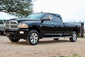 2013 Ram 3500 SRW Laramie Limited Crew Cab 4X4 6.7L Cummins Diesel Auto Loaded Sealy, Texas 5