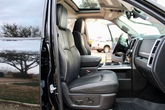 2013 Ram 3500 SRW Laramie Limited Crew Cab 4X4 6.7L Cummins Diesel Auto Loaded Sealy, Texas 43