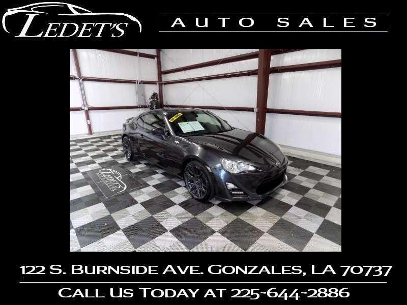 2013 Scion FR-S  - Ledet's Auto Sales Gonzales_state_zip in Gonzales Louisiana