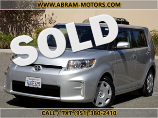 2013 Scion xB - 1 OWNER - FRESH TRADE-IN -  in Murrieta CA