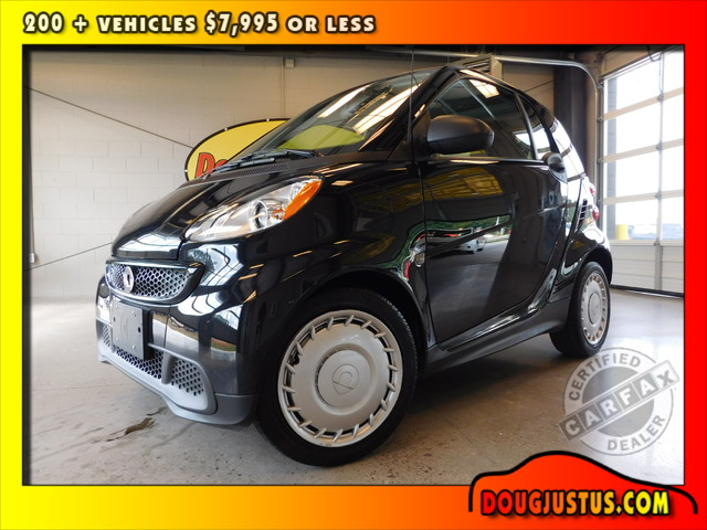 2013 Smart fortwo Pure  city TN  Doug Justus Auto Center Inc  in Airport Motor Mile ( Metro Knoxville ), TN