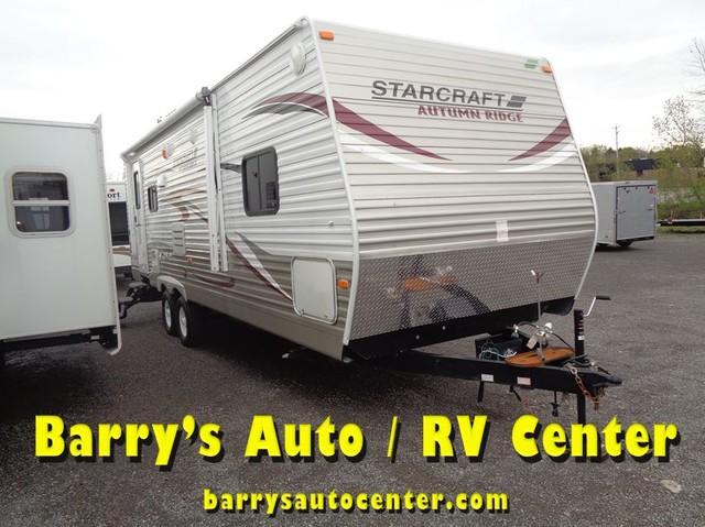2013 Starcraft Autumn Ridge 265RLS  city NY  Barrys Auto Center  in Brockport, NY