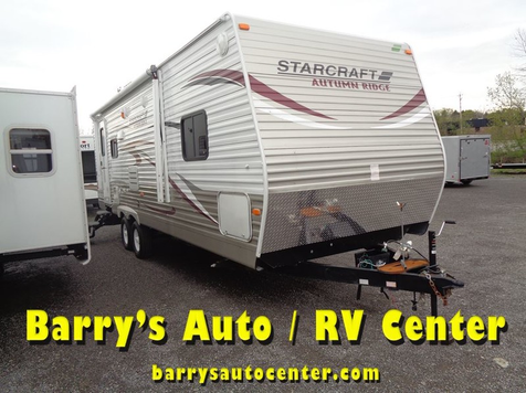 2013 Starcraft Autumn Ridge 265RLS in Brockport