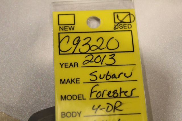 2013 Subaru Forester 2.5X Roscoe, Illinois 29