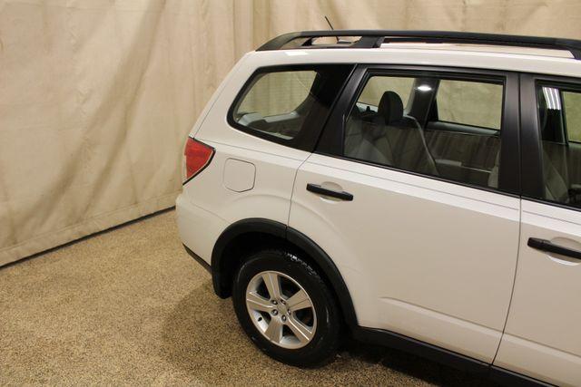 2013 Subaru Forester 2.5X Roscoe, Illinois 6