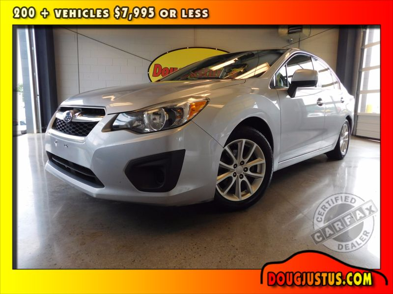 2013 Subaru Impreza Premium  city TN  Doug Justus Auto Center Inc  in Airport Motor Mile ( Metro Knoxville ), TN