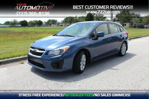 2013 Subaru Impreza 2.0i Premium in PINELLAS PARK, FL