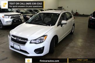 2013 Subaru Impreza Premium | Plano, TX | First Car Automotive Group in Plano, Dallas, Allen, McKinney TX