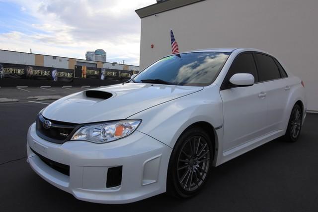 2013 Subaru Impreza WRX* MANUAL* LOW MILES* CLEAN CARFAX SUBWOOFER* MOON* HEATED* CAM* LOW MI Las Vegas, Nevada 0