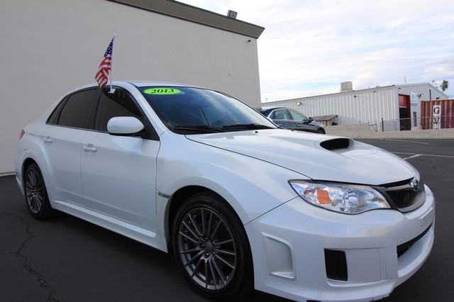 2013 Subaru Impreza WRX* MANUAL* LOW MILES* CLEAN CARFAX SUBWOOFER* MOON* HEATED* CAM* LOW MI Las Vegas, Nevada 2