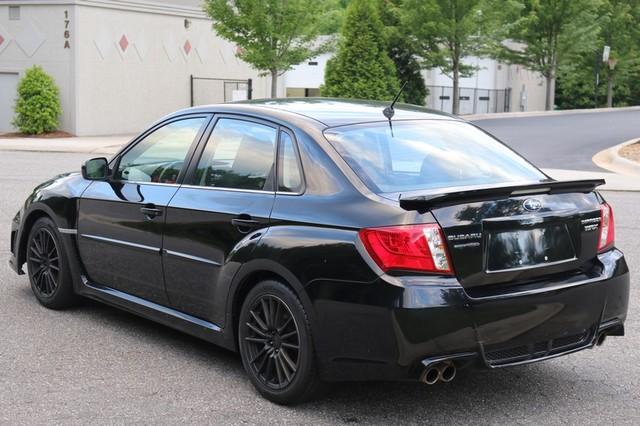 2013 Subaru Impreza WRX Premium Mooresville, North Carolina 3