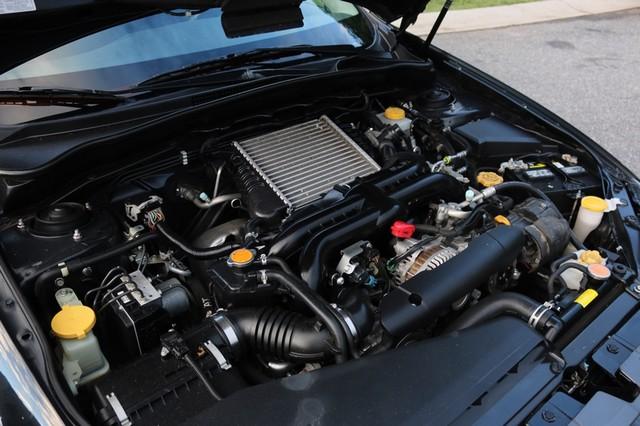 2013 Subaru Impreza WRX Premium Mooresville, North Carolina 37