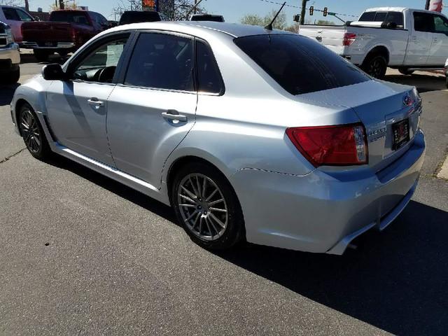 2013 Subaru Impreza WRX Ogden, Utah 2
